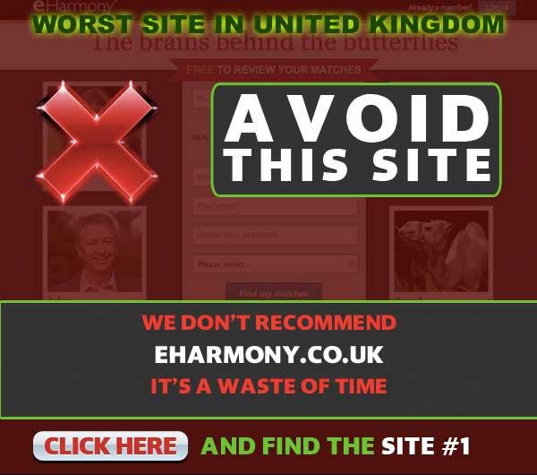eHarmony.co.uk reviews